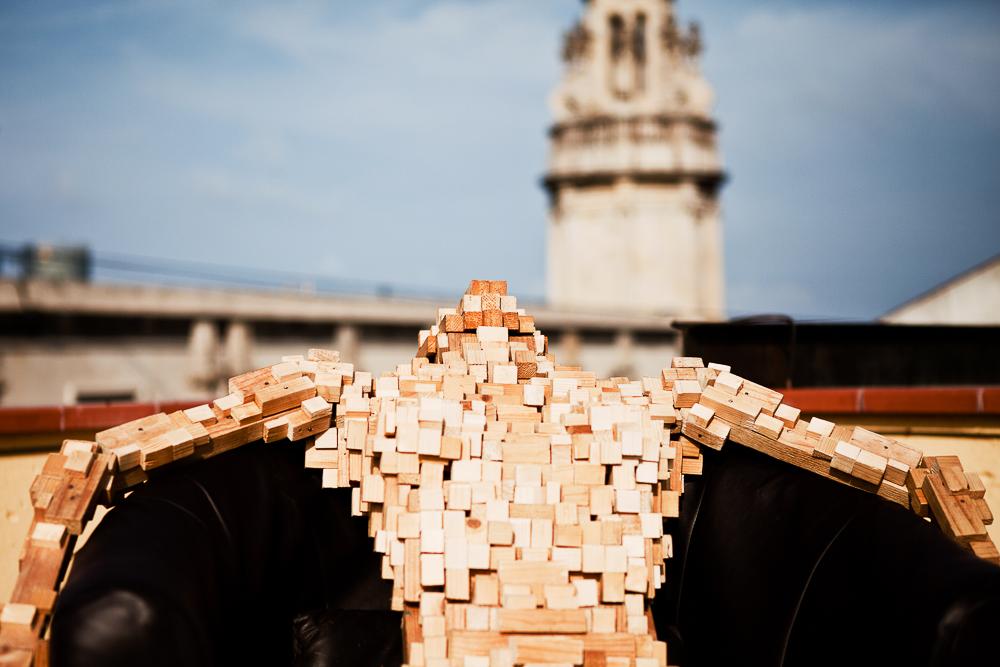 Escultura Jose Carlos